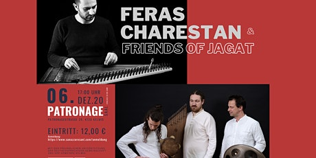 Feras Charestan & Friends of Jagat tickets