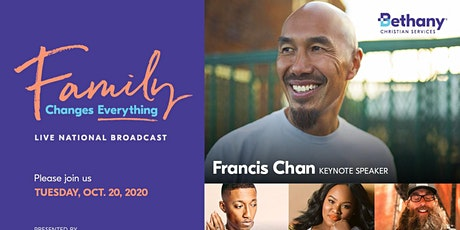 Family Changes Everything Live National Broadcast entradas