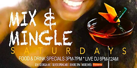Mix & Mingle Saturdays tickets