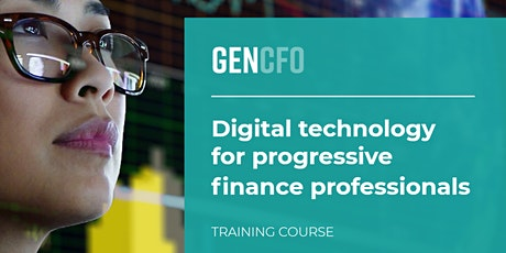 Digital Finance Function: Two Day Foundation Programme tickets