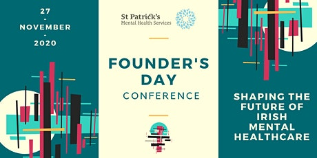 Founder's Day 2020 | Shaping the Future of Irish Mental Healthcare tickets