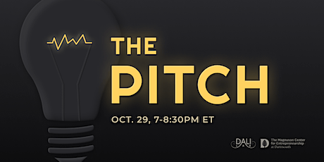 The Pitch tickets