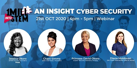 Cyber Security Panel | #STEMSocial tickets
