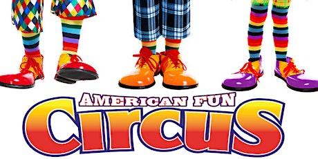 American Fun Circus - Robertsdale AL tickets