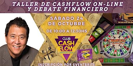 Juego de Cashflow OnLine + Debate Financiero