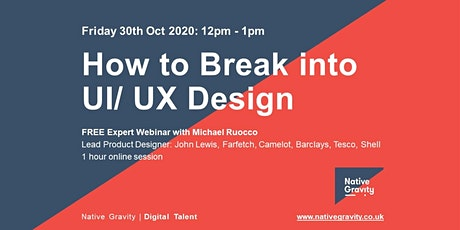 How to Break into UI/ UX/ Design tickets