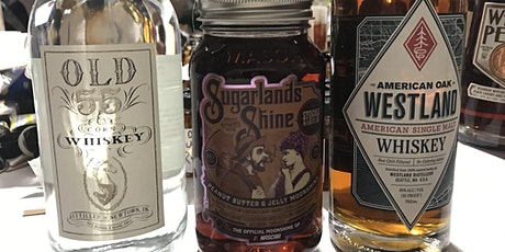 Try it Series - American Whiskeys (You get samples of these 3 whiskeys!) tickets