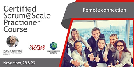 Scrum@Scale™ Certification Course tickets