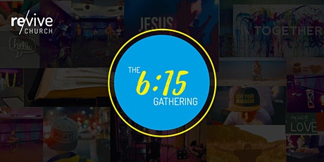 The 6.15pm Gathering Sunday 25 October 2020 tickets