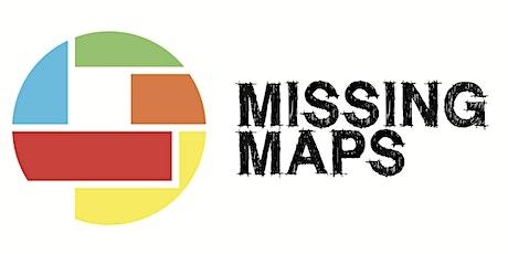 Říjnový Online Mapathon tickets