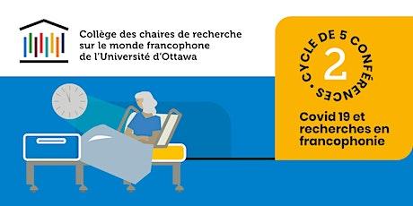 Covid-19 : des ratés pour le modèle québécois ? tickets