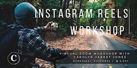 Instagram Reels Workshops tickets