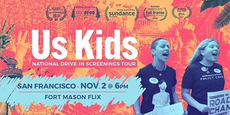 Us Kids San Francisco Drive-In Screening at Fort Mason FLIX tickets