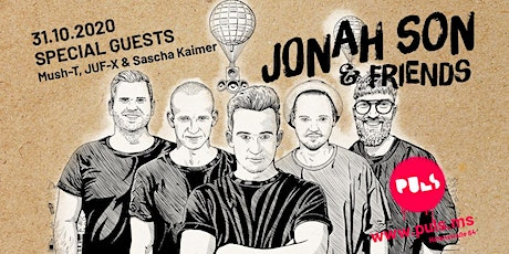 DJ JONAH SON & Friends Tickets