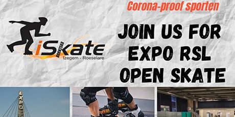 Expo RSL iSkate Indoor tickets