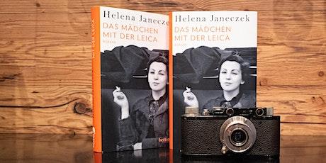 """Autorenlesung """"Das Mädchen mit der Leica"""" tickets"""