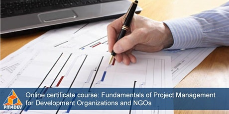 eCourse: Fundamentals of Project Management (February 1, 2021)