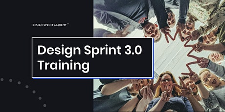 Design Sprint 3.0  Training - Berlin Tickets