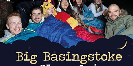 Big Basingstoke Sleep-Out 2021 tickets