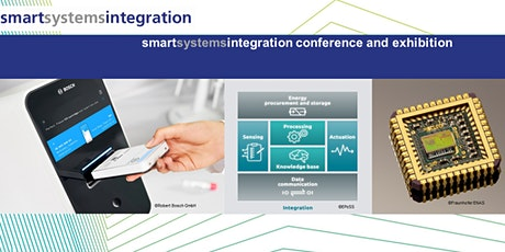 Smart Systems Integration 2021- Virtual Edition tickets
