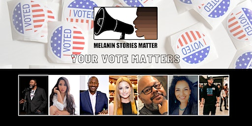 Your Vote Matters Storytelling Show