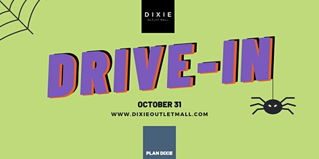 Dixie Outlet Mall Halloween Drive-in Movie! tickets