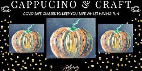 Cappucino and Craft - Hello Halloween tickets