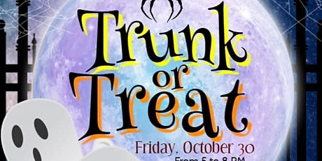 Trunk or Treat at CPSA tickets