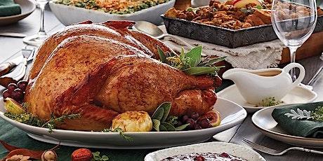 THANKSGIVING TURKEY DINNER TO GO!! tickets