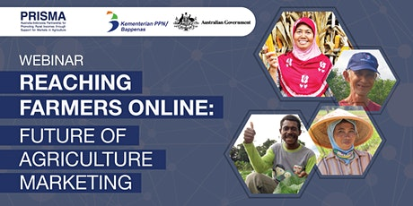 [Webinar] Reaching Farmers Online: Future of Agriculture Marketing tickets