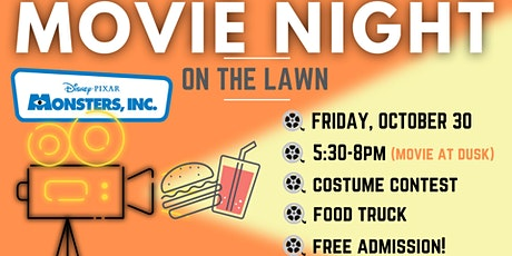 Outdoor Movie Night tickets