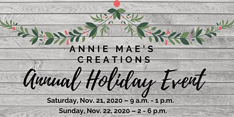 Annie Mae's Annual Holiday Event tickets