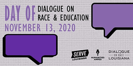 Day of Dialogue on Race and Education tickets