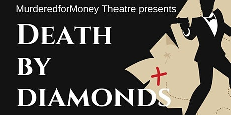 Death by Diamonds - A five day virtual murder mystery challenge tickets