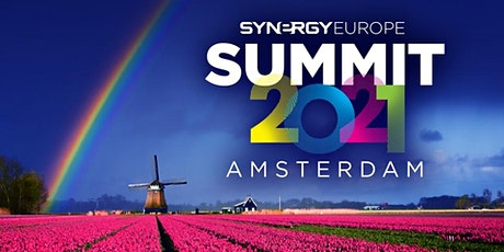 2021 Europe Summit - Amsterdam tickets