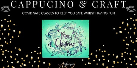 Cappucino and Craft - Merry Christmas tickets