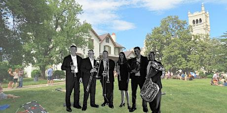 Barclay Brass at Takoma Park Gazebo (NEW LOCATION) tickets
