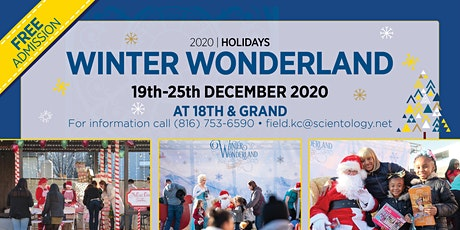 Winter Wonderland is coming back!!!! tickets