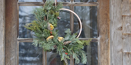 Copper Ring Wreath Workshop tickets
