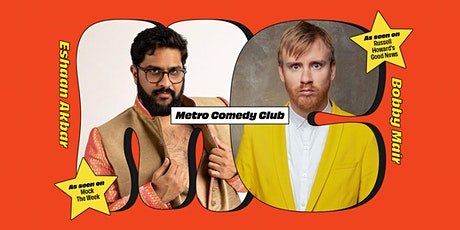 Metro Comedy Club tickets