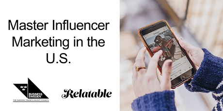 Master Influencer Marketing in the U.S. tickets