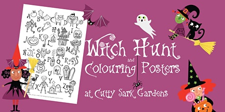 The Witch Hunt on Cutty Sark Gardens tickets