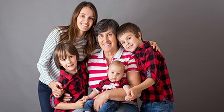 Free Family Photographic Portraits for Residents of Wonford, Exeter tickets