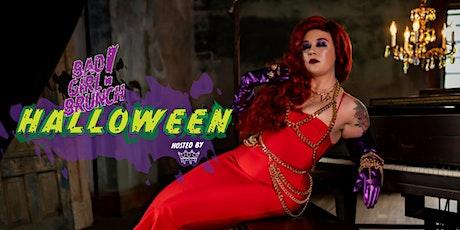 BAD GIRL BRUNCH (Halloween) tickets