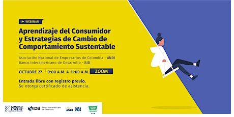 Webinar: Aprendizaje del Consumidor y Estrategias de Cambio ... entradas
