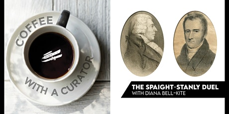 Coffee with a Curator: The Stanly-Spaight Duel in the Antebellum South tickets
