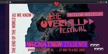 The Overkill Hackathon tickets