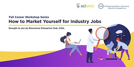 BEC-SCISMIC Fall Career Workshop: How to Market Yourself for Industry Jobs tickets