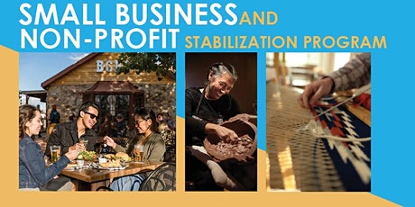Copy of Small Business And Non-Profit Grant Webinar tickets
