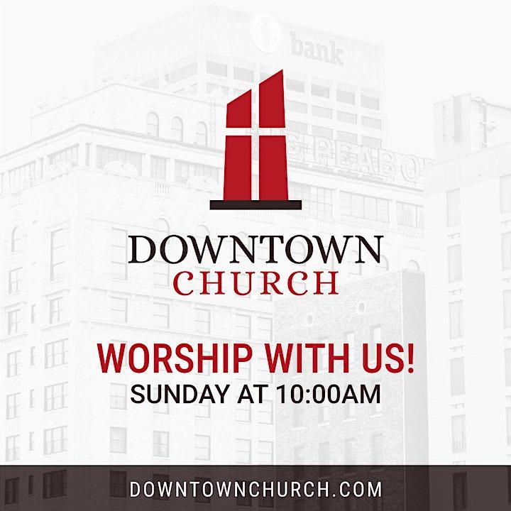 Worship at Streets! 10:30AM image
